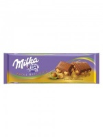 Milka Whole Hazelnut 300g